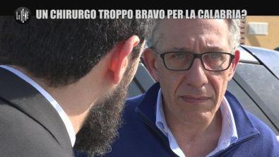 MONTELEONE: Giuseppe Brisinda, un chirurgo troppo bravo per la Calabria?