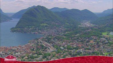 In barca alla scoperto di Lugano