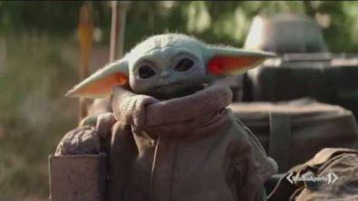 Tutti pazzi per Baby-Yoda