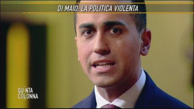 Luigi Di Maio: la politica violenta
