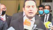"""Spadafora: """"Il calcio riparte il 20 giugno"""""""