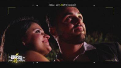 Il prematrimonio di Luca e Adriana