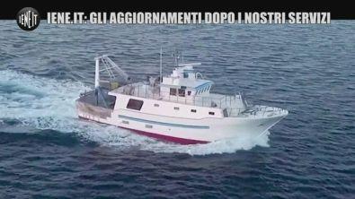 AGGIORNAMENTI IENE.IT: Nuova Iside, ritrovato il peschereccio naufragato al largo di Palermo