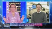 Coronavirus: in diretta Giuseppe Conte