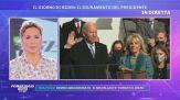 Il giuramento di Biden