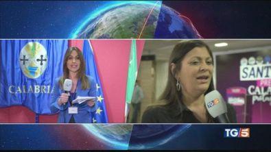 Iole Santelli è la nuova governatrice della Calabria