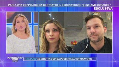 Emergenza Coronavirus: parla una coppia che ha contratto il Coronavirus