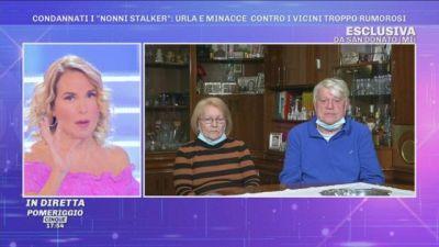 San Donato, condannati i ''nonni stalker''. La loro testimonianza