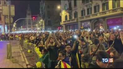 Condanne ai leader catalani