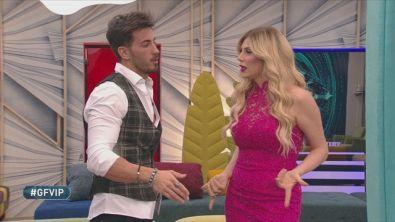 Paola Caruso affronta Ivan Gonzalez