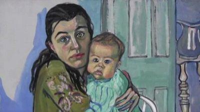 Alice Neel, al Guggenheim Bilbao una collezione di anime