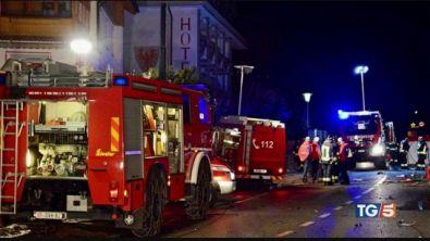 Strage Alto Adige: vittime salite a 7