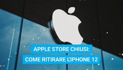 Apple Store chiusi: come ritirare l'iPhone 12