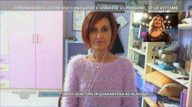 """Emergenza Coronavirus, Caterina: """"I miei genitori in quarantena ad Alassio"""""""