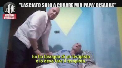 """""""Io e mio papà malato terminale abbandonati dalla sanità in Calabria"""""""