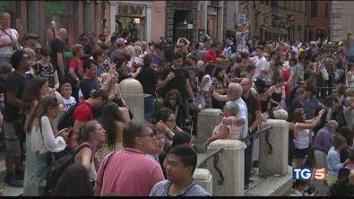 Le difficoltà dei turisti a Roma