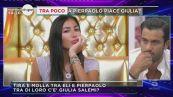GF Vip: il tira e molla tra Elisabetta e Pierpaolo