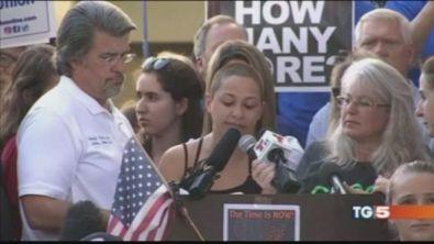 Dopo la strage in Florida l'America parla di Emma
