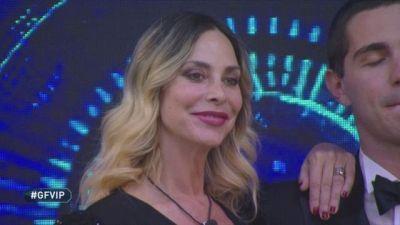 Stefania Orlando è la terza classificata di GFVIP