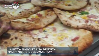 """""""La pizza,"""" patrimonio dell'umanità"""