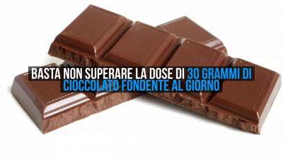 Come mangiare il cioccolato per dimagrire