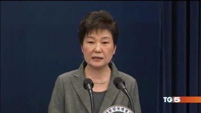 Corea del sud nel caos