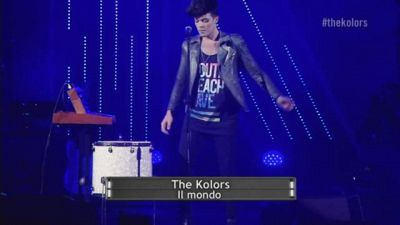 Il mondo - Live in Expo - The Kolors