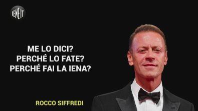 """Rocco Siffredi a Filippo Roma: """"Smetti di importunare Cicciolina col mio nome?"""""""