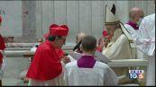 """13 nuovi cardinali """"No alla corruzione"""""""