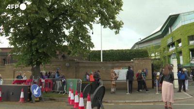 Wimbledon, tornano gli spalti gremiti: da oggi si torna al 100% di capienza