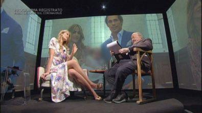 """Elena Santarelli: """"La proposta di matrimonio..."""""""