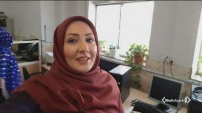 Iran, la rivolta delle conduttrici
