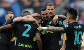 Serie A 2021/22 Inter-Bologna 6-1
