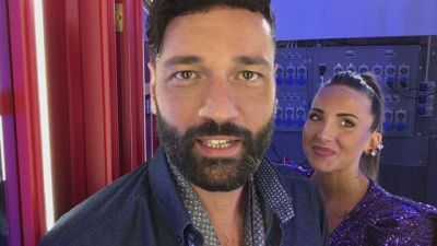 La #cabinarossa di… Rocco Pietrantonio e Giada