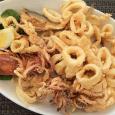 AGRITURISMO ALBAROSA frittura di pesce