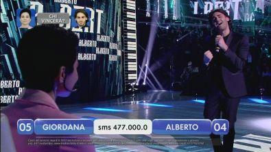 Alberto vs Giordana - La finalissima - XI esibizione