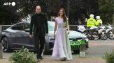 Clima, il duca e la duchessa di Cambridge all'Earthshot Prize