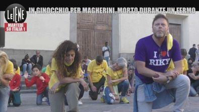 A Firenze il flash mob per ricordare Riccardo Magherini, morto durante un fermo