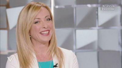 Giorgia Meloni: l'intervista integrale