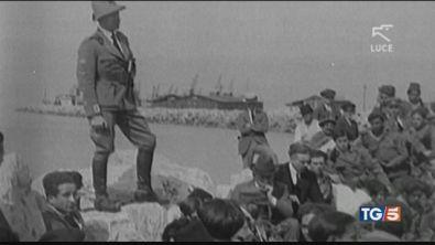 Fiume, 100 anni fa l'impresa di Gabriele D'Annunzio