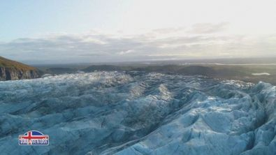 A spasso per il parco del Vatnajökull