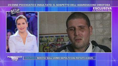 "Barbara D'Urso: ""Vladimir Luxuria ti abbraccio!"""