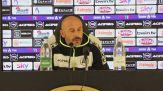 """Italiano: """"Cercheremo di essere all'altezza della Juve"""""""