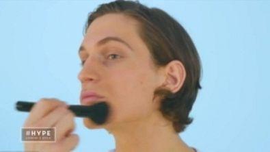 Bellezza e stile, il make-up è sempre più genderless