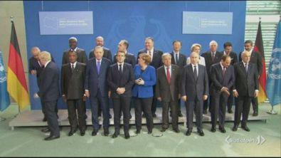 Libia, primo accordo a Berlino