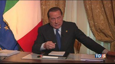 """La sfida di Berlusconi: lancio """"L'altra Italia"""""""