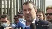 Salvini, via al processo a Palermo