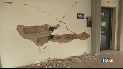 Terremoto Mugello, danni e tanta paura