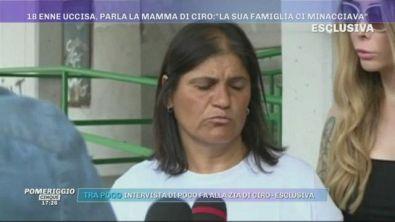 Morte Maria Paola Gaglione, parla la mamma di Ciro: ''Si amavano veramente''
