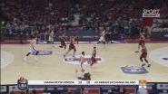 Basket: Milano passa a Venezia, ok Sassari